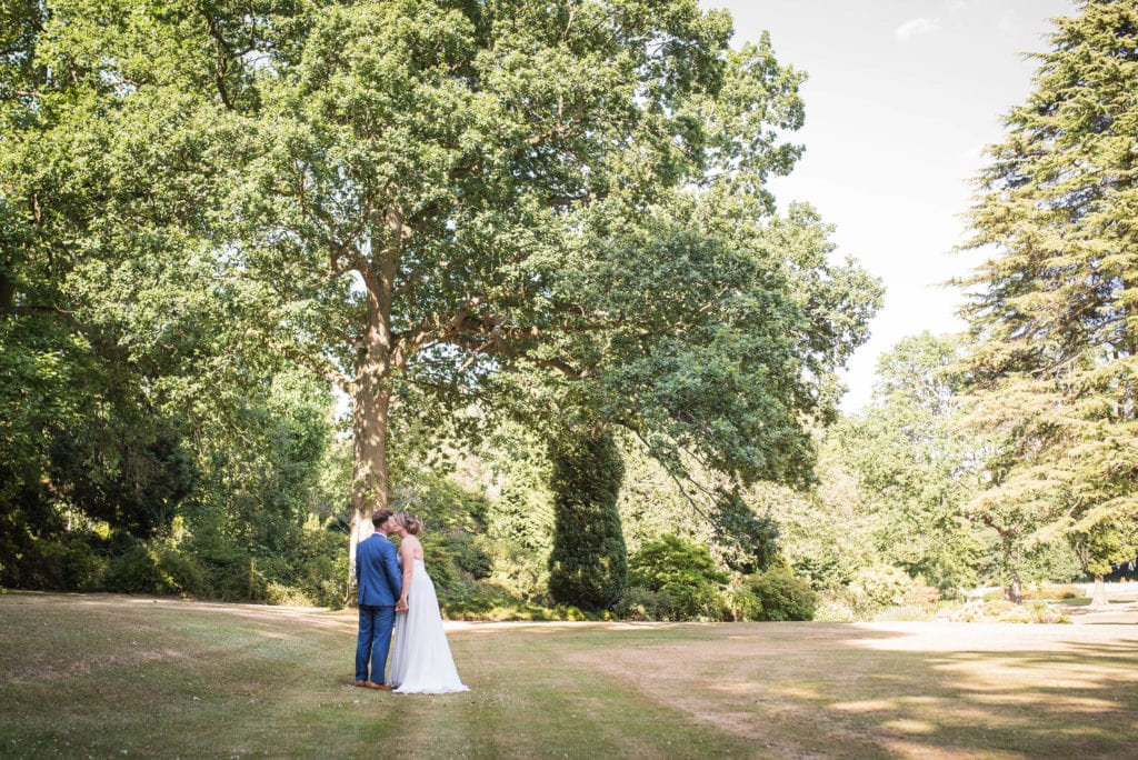 Chartridge Lodge wedding