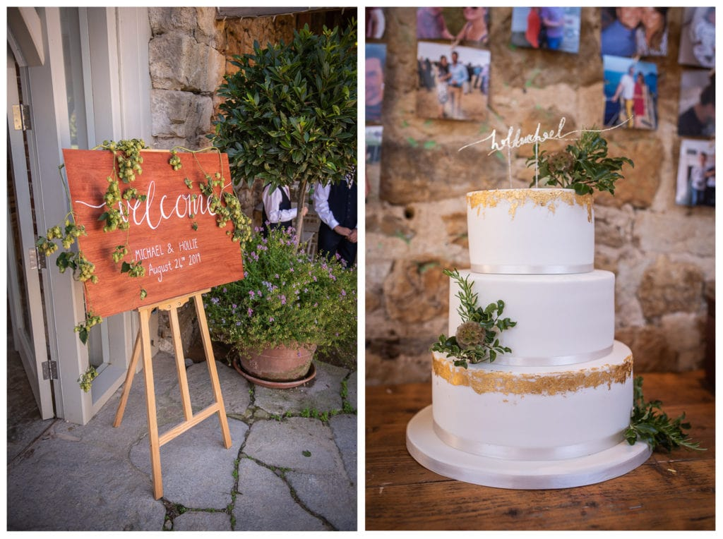 symondsbury estate wedding dorset details