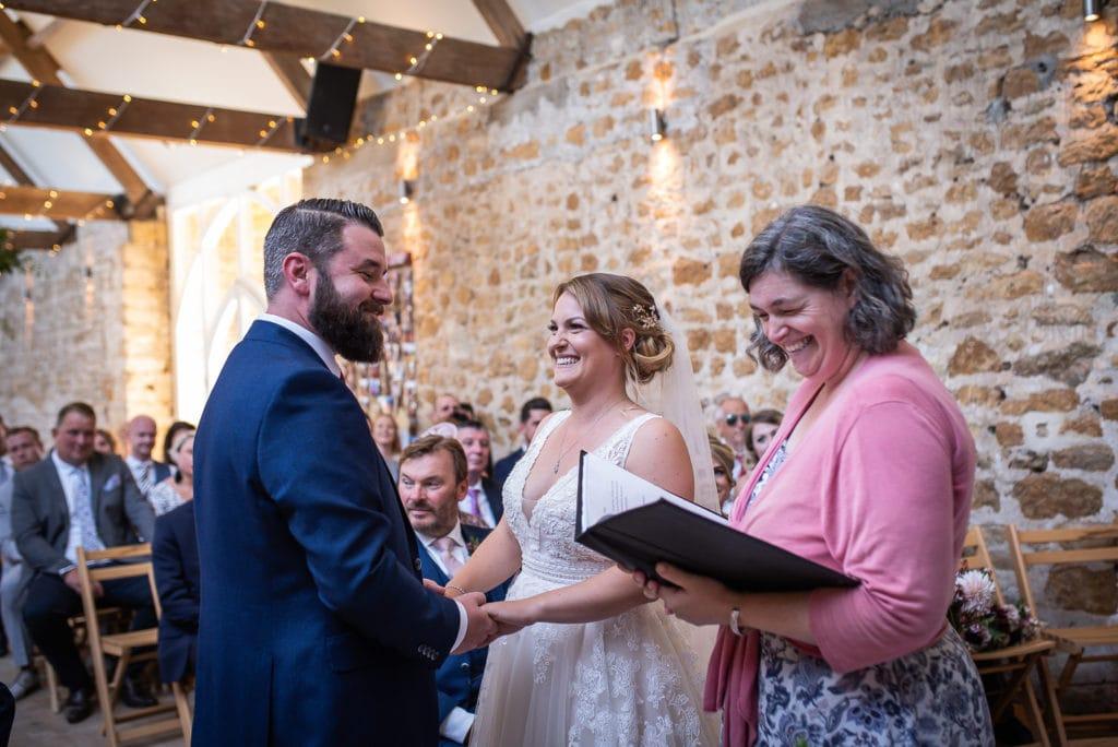 symondsbury estate wedding dorset ceremony
