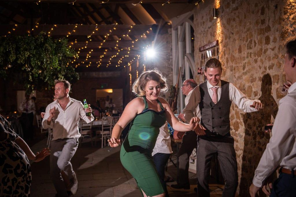 symondsbury estate wedding dorset dancing