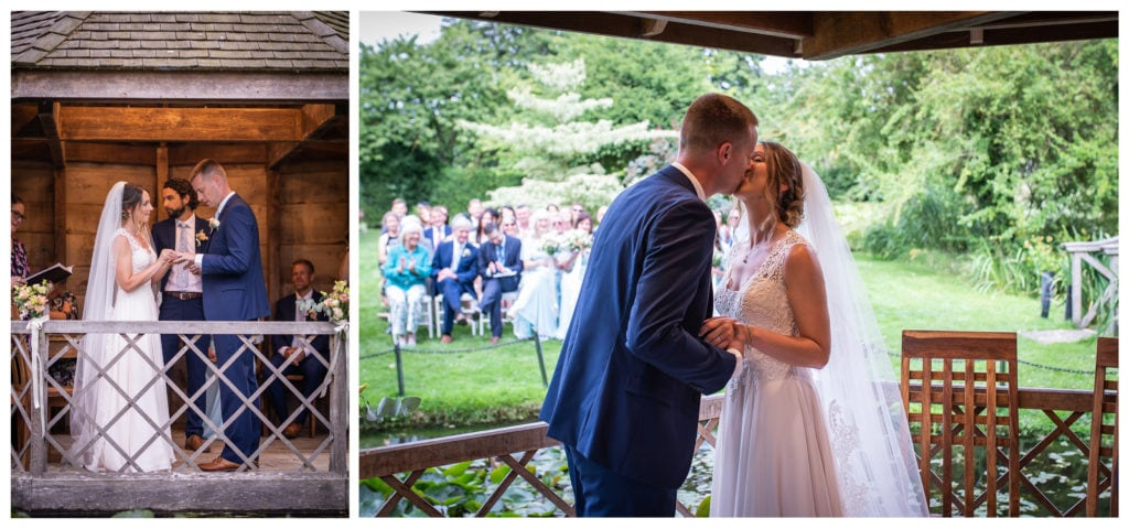 south farm summer wedding