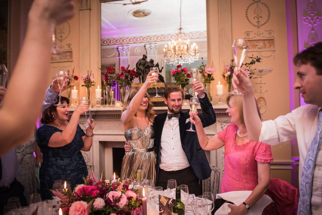 home house wedding speeches