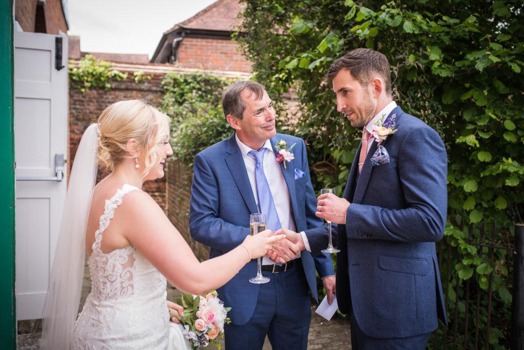 Kings Chapel Wedding - Old Amersham